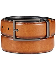 Men's Feather-Edge Belt, Created for Macy's