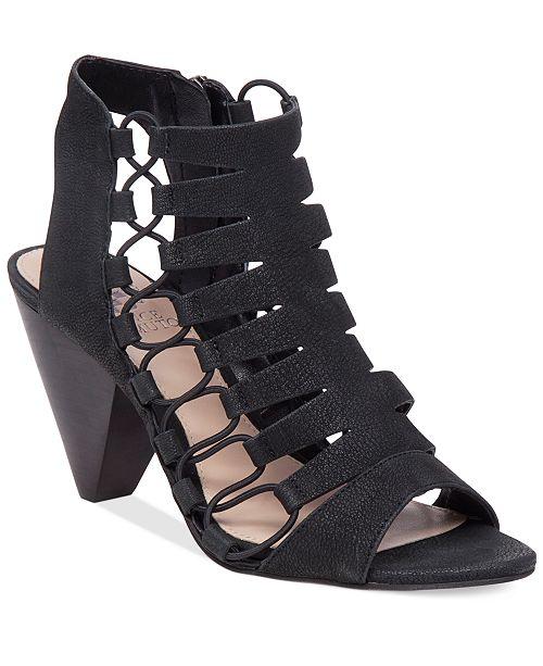 d4537a5b5c48 Vince Camuto Eliaz Gladiator Dress Sandals   Reviews - Sandals ...