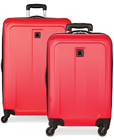 CLOSEOUT! Delsey Free Style 2.0 Spinner Luggage, Created for Macy's