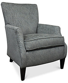 Asher Fabric Accent Chair