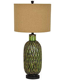 Crestview Bald Win Table Lamp