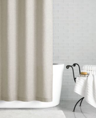 Product Details. Go Naturalu2014this Light Linen Shower Curtain ...