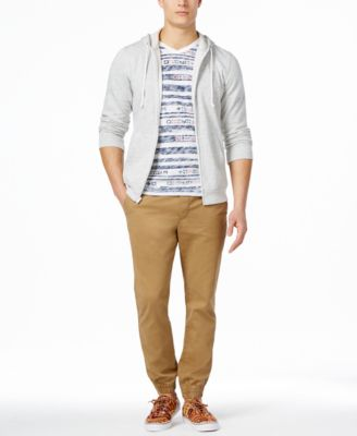 American Rag Men's Twill Jogger Pants, Only At Macy's - Men - Macy's