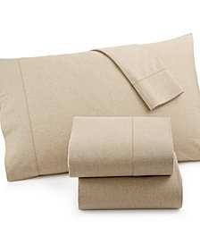 Linen Cotton King 4-pc Sheet Set
