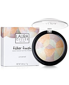 Filter Finish Baked Radiance Powder