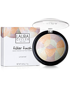 Laura Geller New York Beauty Filter Finish Baked Radiance Powder