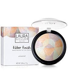 Laura Geller New York Beauty Filter Finish Baked Radiance Powder