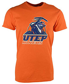 J America Men's UTEP Miners Big Logo T-Shirt