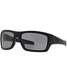 Polarized Polarized Sunglasses , OO9263 Turbine