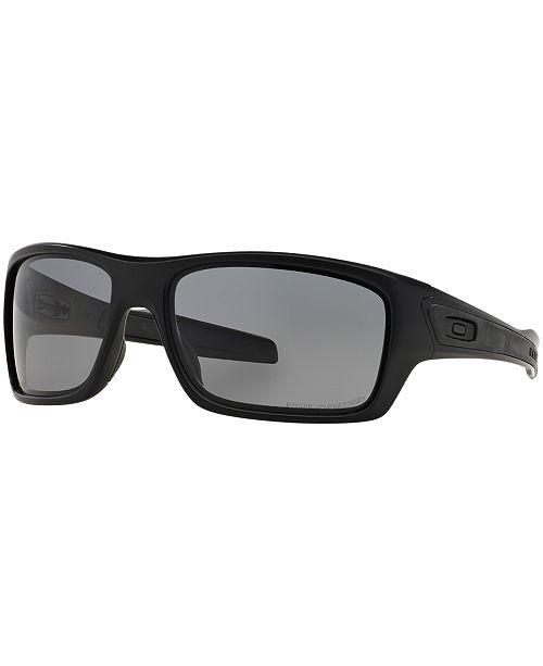 Oakley Polarized Polarized Sunglasses , OO9263 Turbine