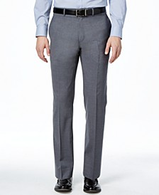 CLOSEOUT! Solid Total Stretch Slim-Fit Pants
