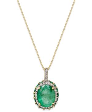 Emerald (3-3/8 ct. t.w.)...