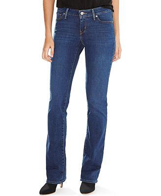 Levi's® 815 Curvy Bootcut Jeans - Juniors Jeans - Macy's