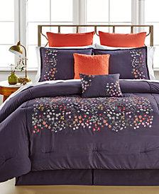 Mila 8-Piece Queen Comforter Set