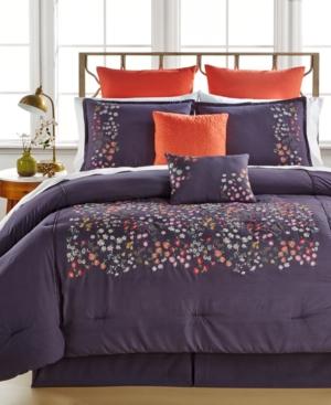 Mila 8-Piece Queen Comforter...