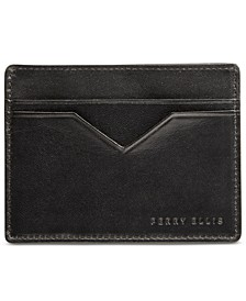 Portfolio Men's Leather Card Case