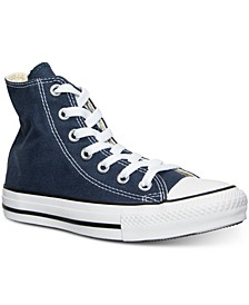 Women's Chuck Taylor High Top Sneakers from Finish Line