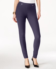 MICHAEL Michael Kors Leggings in Regular & Petite Sizes