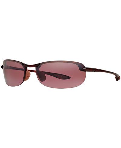 Maui Jim Sunglasses, 405 MAKAHA