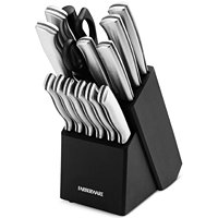 Farberware 15-Pc. Cutlery Set Deals
