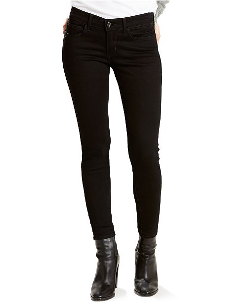 4e6de2e9c0f Levi s 710 Super Skinny Jeans   Reviews - Jeans - Women - Macy s