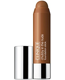 Chubby in the Nude Foundation Stick, 0.21 oz.