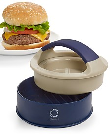 Martha Stewart Collection Burger Press, Created for Macy's