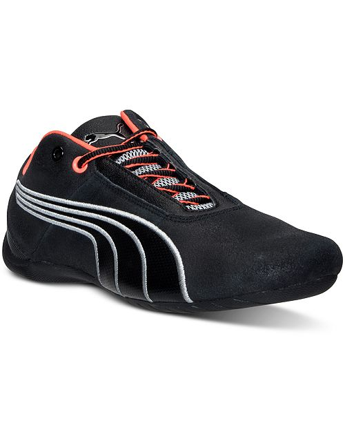 cuscús Anécdota demostración  Puma Men's Future Cat S1 Nightcat Casual Sneakers from Finish Line &  Reviews - Finish Line Athletic Shoes - Men - Macy's
