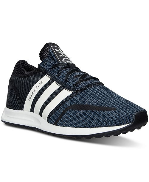 adidas Men's Originals Los Angeles Casual Sneakers from Finish Line