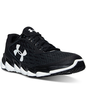 reputable site 2bbf3 c1a21 Under Armour Men's Spine Disrupt Running Sneakers from ...