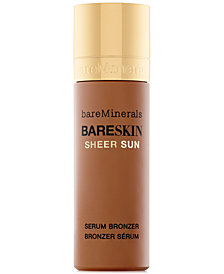 bareMinerals lovescape Sheer Sun Serum Bronzer