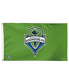 Seattle Sounders FC Deluxe Flag