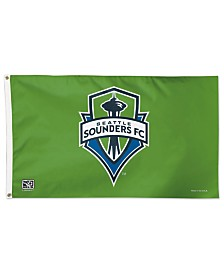 Wincraft Seattle Sounders FC Deluxe Flag