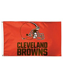 Cleveland Browns Deluxe Flag