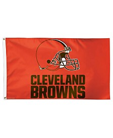 Wincraft Cleveland Browns Deluxe Flag