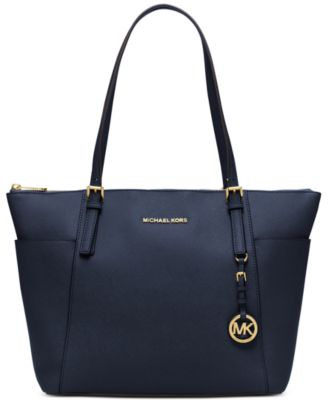 Image of MICHAEL Michael Kors Jet Set Item Large East West Top Zip Tote