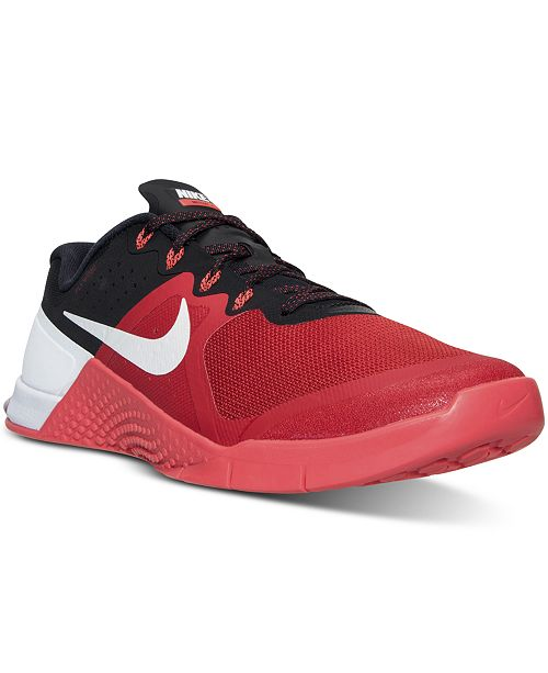 Nike Men s Metcon 2 Training Sneakers from Finish Line - Finish Line ... ed8acc327c1b