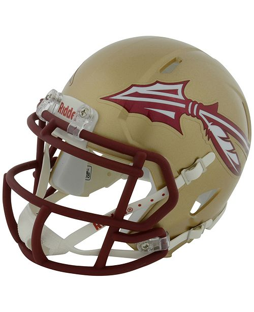 Riddell Florida State Seminoles Speed Mini Helmet