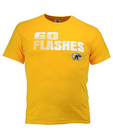 J America Men's Kent State Golden Flashes Slogan Stack T-Shirt