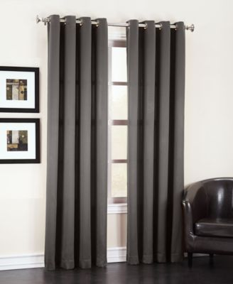 "Grant Room Darkening Grommet 54"" x 84"" Curtain Panel"