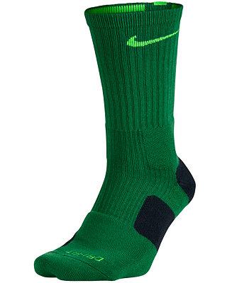 Nike Men S Athletic Elite Performance Basketball Socks