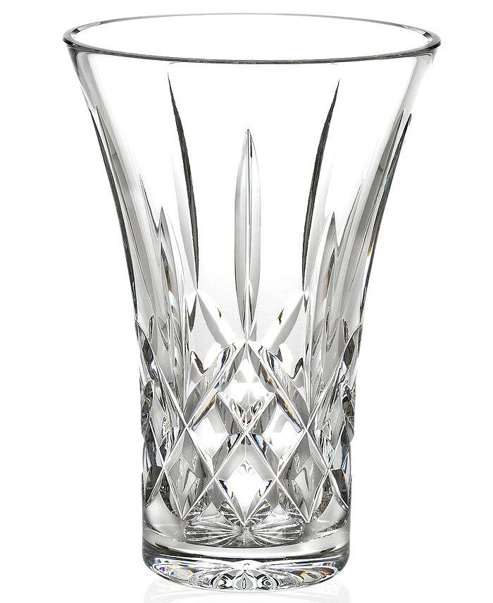"Waterford - Lismore Flared Vase, 8"""