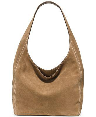 MICHAEL Michael Kors Lena Large Shoulder Hobo - Handbags ...
