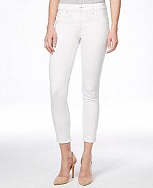 DL1961 Florence Crop Mid Rise Instascuplt Skinny Jeans