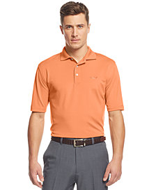 Greg Norman for Tasso Elba Men's 5 Iron Performance Golf Polo
