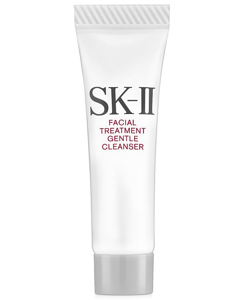 SK-II Receive a FREE SK-II facial treatment cleanser 2.9ml with $175 SK-II purchase