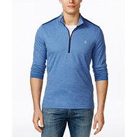 IZOD Jacquard Half-Zip Golf Pullover