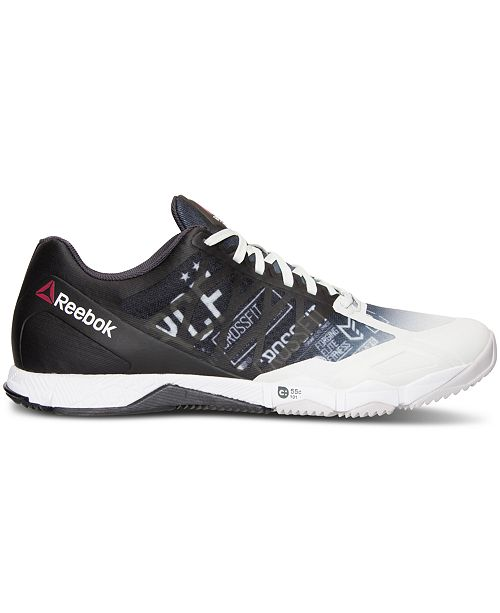b918c2cec03 Reebok Men s CrossFit Speed TR Training Sneakers from Finish Line ...