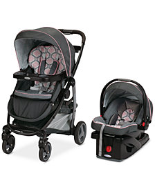 Graco Baby Modes Click Connect Stroller & SnugRide 35 Infant Car Seat Travel System