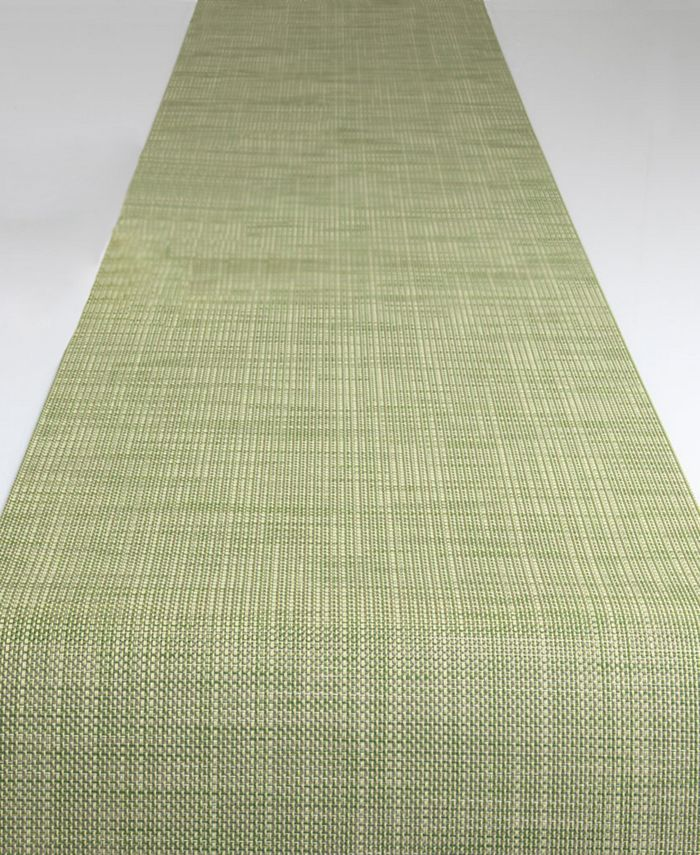 Chilewich - Mini Basketweave Dill Table Runner